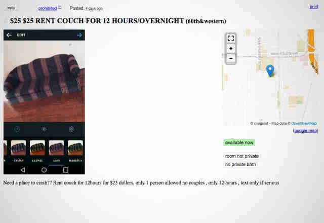 The Weirdest Chicago Roommate Ads on Craigslist - Thrillist