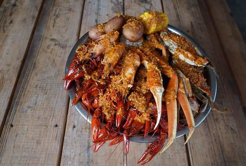 Cajun Kitchen: A Houston, TX Restaurant.