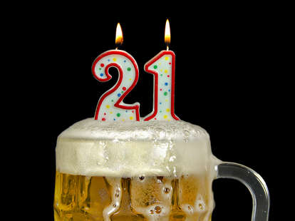 Birthday Beers
