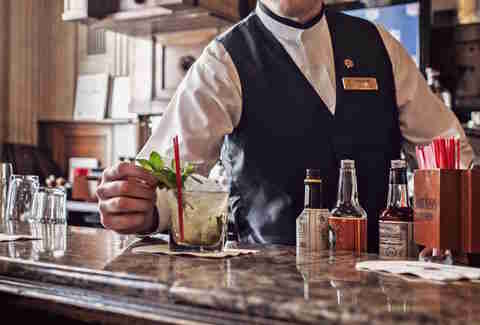 Ditch the Pre-Mixed Stuff and Drink Louisville's Actually Good Mint Juleps