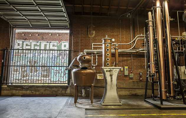 America's Best Craft Distilleries