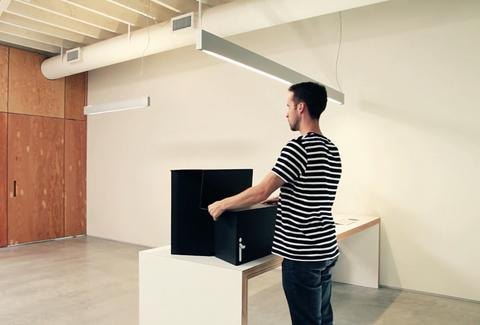 Oristand 25 Standup Desk Invented By Hootsuite Ceo Ryan