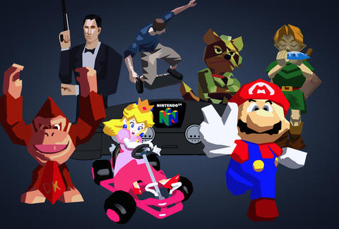 The 22 Best N64 Games - Thrillist