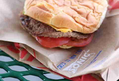 The healthiest fast food cheeseburger thrillist share on facebook forumfinder Images
