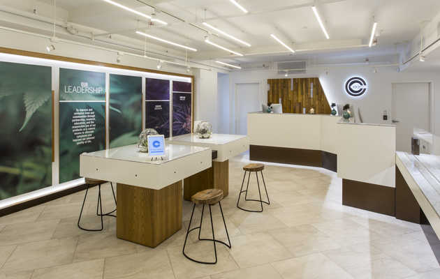 Everything You Need to Know About NYC's First Legal Weed Dispensary