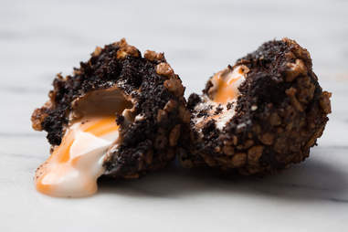 Cadbury Scotch Eggs -- Thrillist Recipes