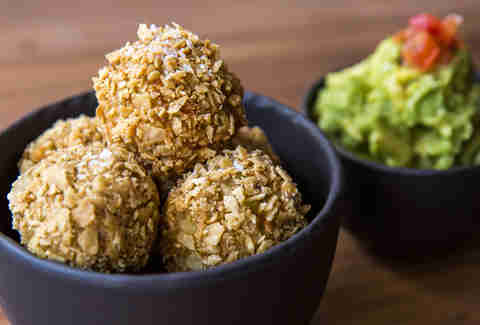 Fried Guacamole -- Thrillist Recipes