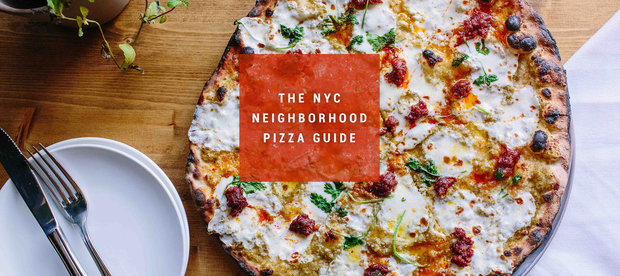 The Best Pizza in 52 Different NYC Neighborhoods