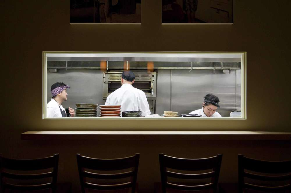 The Best Restaurants For Dining Alone In Chicago Thrillist