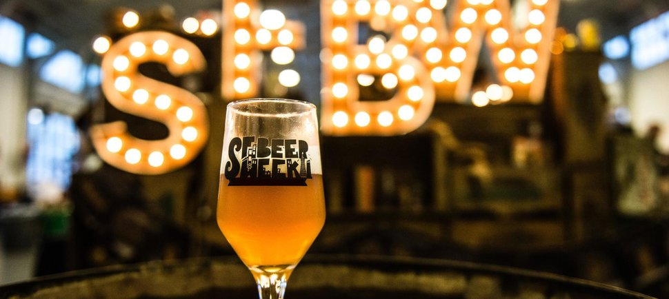 9 Events You Can't Miss at This Year's San Francisco Beer Week