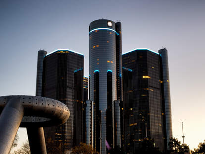 Detroit S Best Architecture Thrillist