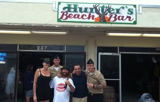Hunter's Beach Bar