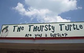 Thursty Turtle
