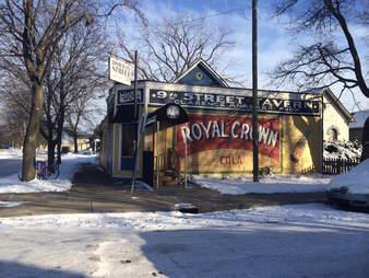 Dorman Street Saloon Indianapolis