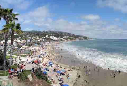 Most Beautiful Places In California Road Trip Ideas Thrillist