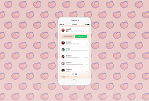 peach dating app Dating peach is a leading online dating company that personalize the dating experience to help singles find the person and relationship that's just right for them show more category:.