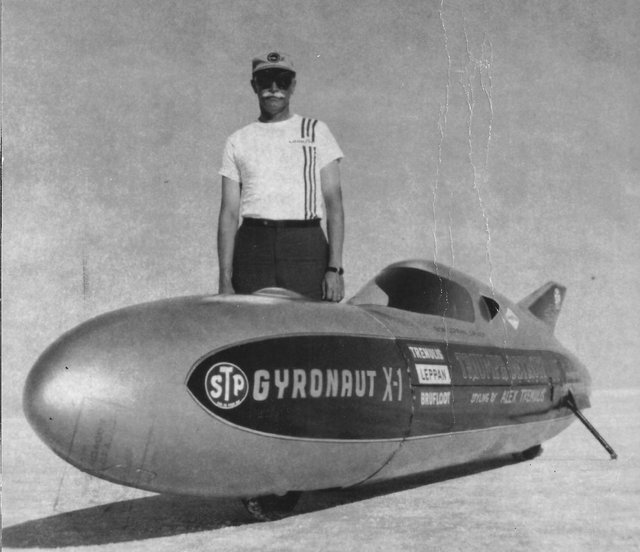THIS GUY INVENTED FLYING SAUCERS AND THE CRAZIEST CARS YOU