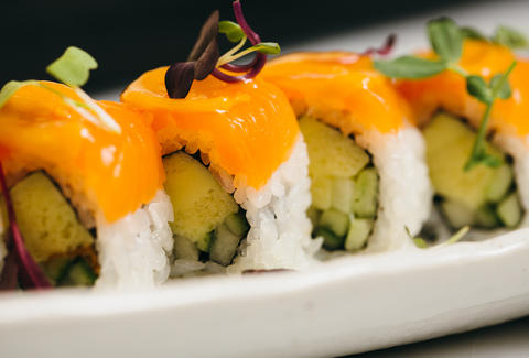 naoki sushi in chicago close up of rolls thrillist