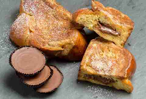 Reese's French toast