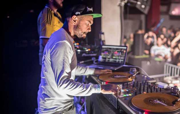 DJ Craze Talks About Mixing Things Up From Behind the Turntables