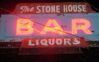 The Stone House Bar