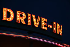 Vineland Drive-in Theater