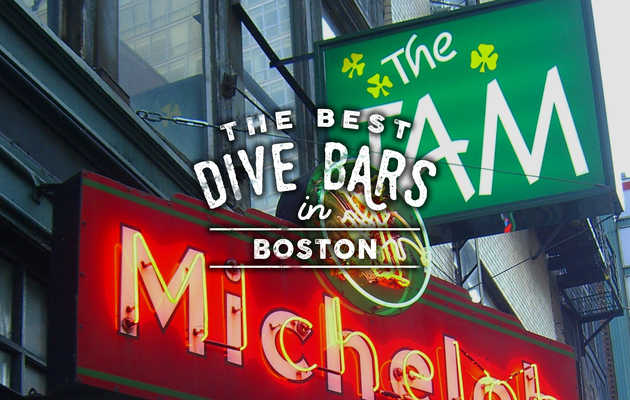 The 12 Best Dive Bars in Boston