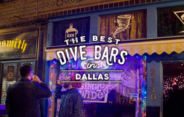 The Best Dive Bars in Dallas