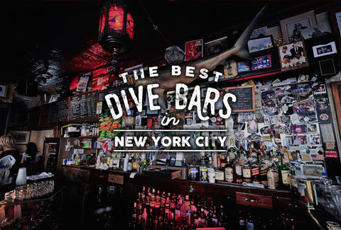 The Best Dive Bars In New York City
