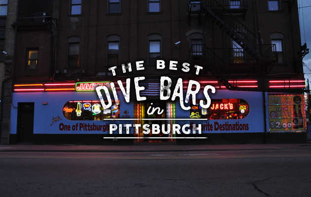 The 9 Best Dive Bars in Pittsburgh