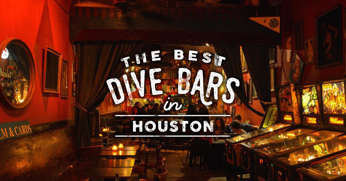 Best houston hookup bars