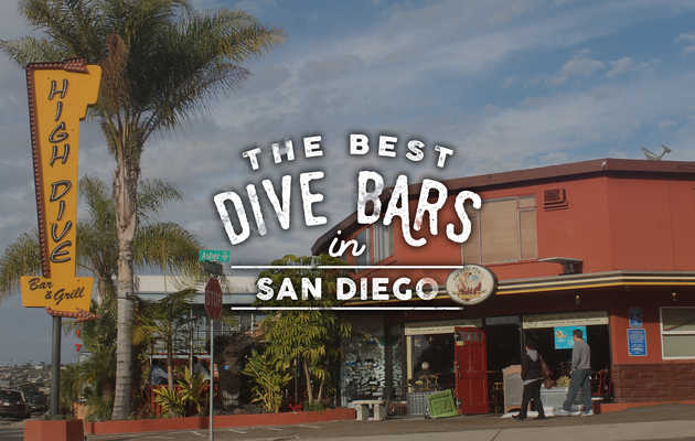 The 7 Best Dive Bars in San Diego