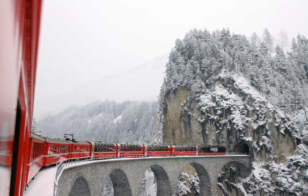 Rails to Trails: The World's Best Ski Trains
