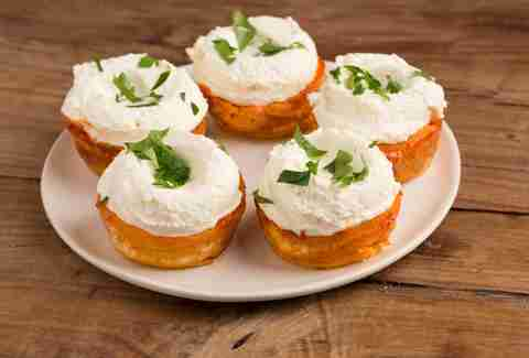 Lasagna Cupcakes -- Thrillist Recipes