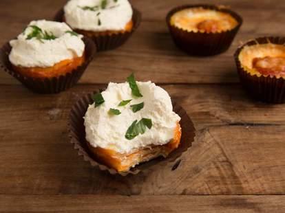Lasagna Cupcakes -- Thrillist Recipes