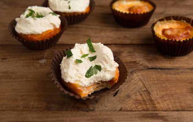 Lasagna Cupcakes Are the New... Cupcakes