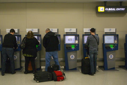 what to wear for global entry interview