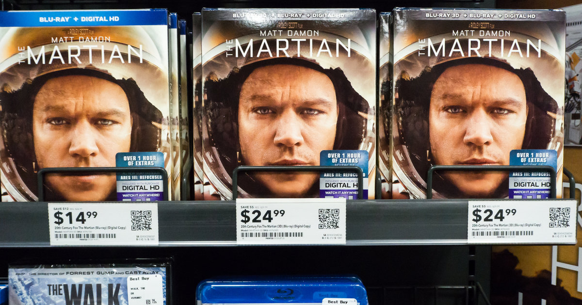 Why Are DVDs Expensive and Who Buys Them - Thrillist