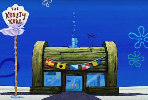 Viacom Wants To Stop A Real Life Krusty Krab Restaurant Thrillist