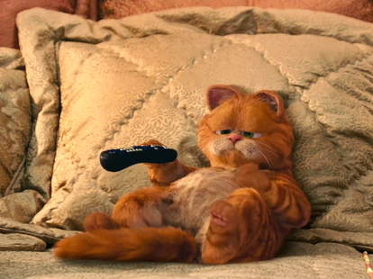 I Watched Garfield A Tail Of Two Kitties For 24 Hours Straight Thrillist