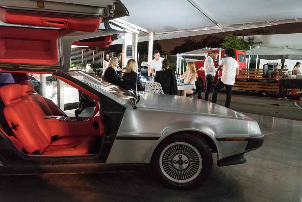 Eat Gourmet Dinners in a Vintage Car Museum - Thrillist