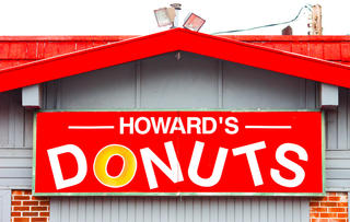 Howard's Donuts
