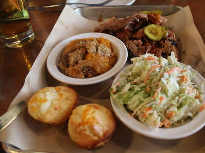 Music Man's BBQ charleston south carolina southern food