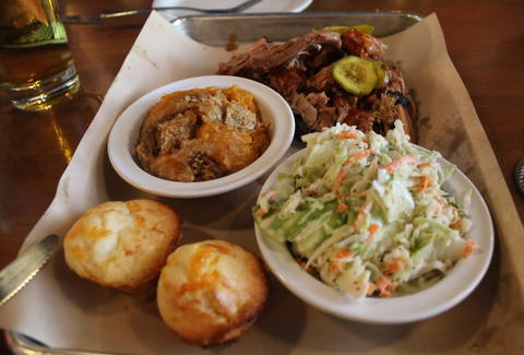 Music Man's BBQ charleston south carolina southern food
