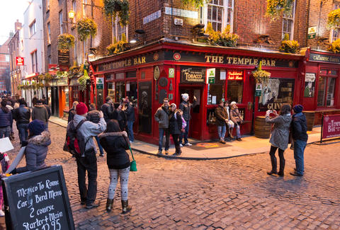60970e3e1da85 VanderWolf Images / Shutterstock.com. Dublin is unquestionably an expensive  city ...