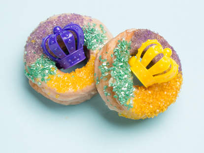 King Cake Donuts