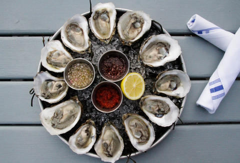 Restaurants Serving Raw Oysters Near Me