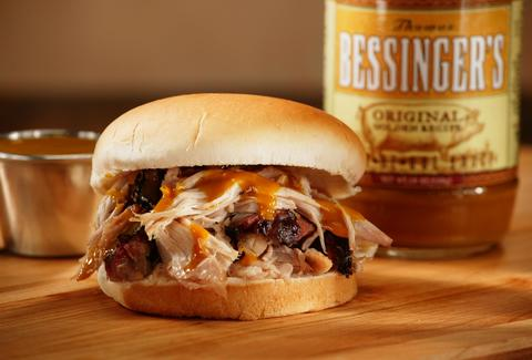 Bessinger's Barbecue, barbecue, Charleston barbecue