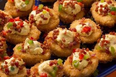 Denver Omelet Deviled Eggs -- Thrillist Recipes