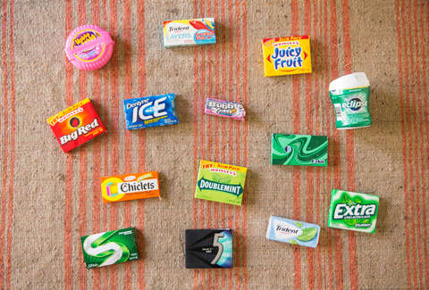 Which Chewing Gum Lasts the Longest? We Timed 14 Brands  - Thrillist